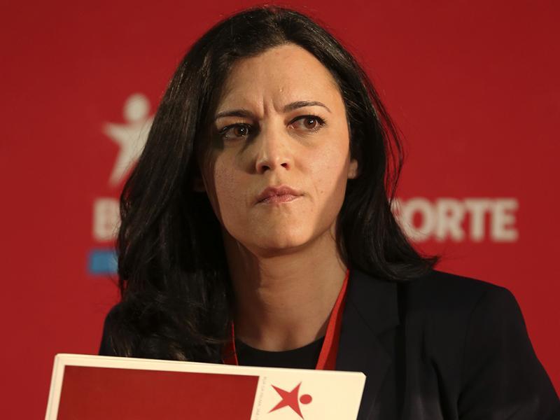 Conferência Nacional do Bloco de Esquerda (LUSA)