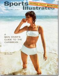 Sports Illustrated Swimsuit: Babette March (1954)