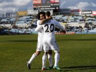 Getafe vs Real Madrid (Reuters)