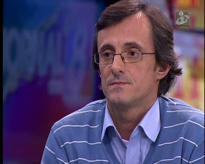 José Carlos Campos, pai de Tiago Campos, uma das seis vítimas do meco