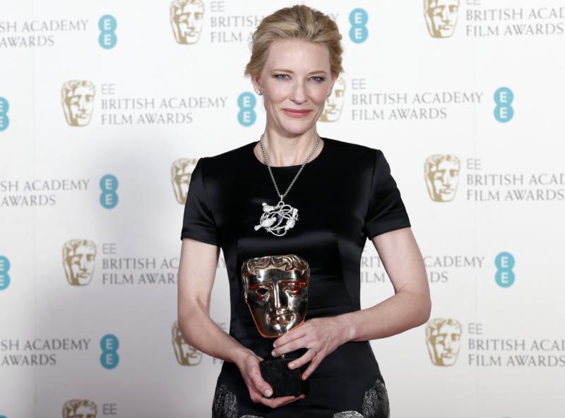 Cate Blanchett - AFTA 2014 Foto: Reuters