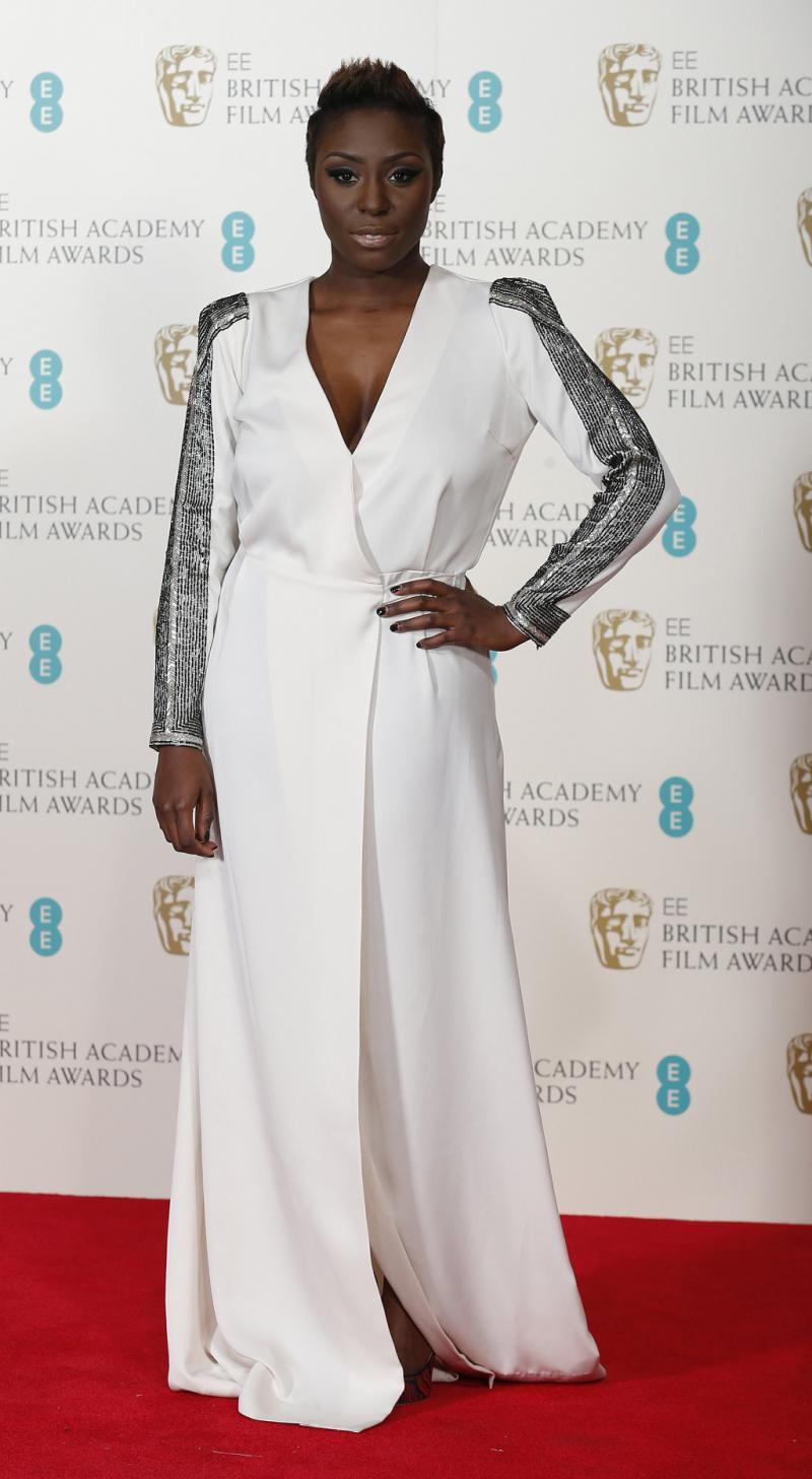 Laura Mvula - BAFTA 2014 Foto: Reuters