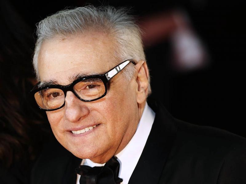 Martin Scorsese na passadeira vermelha da cerimónia dos prémios BAFTA (Reuters)