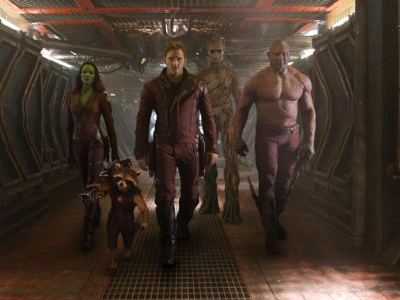 «Guardians of the Galaxy»