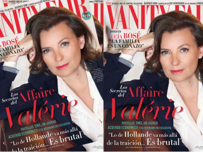 Valérie Trierweiler [DR]