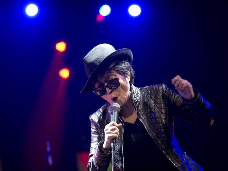 Yoko Ono (Reuters)