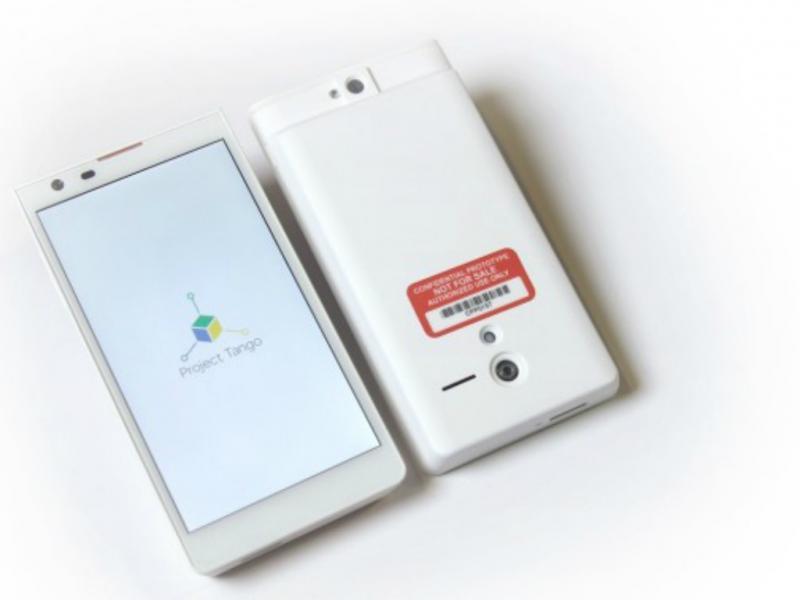 Google prepara-se para lançar smartphone 3D