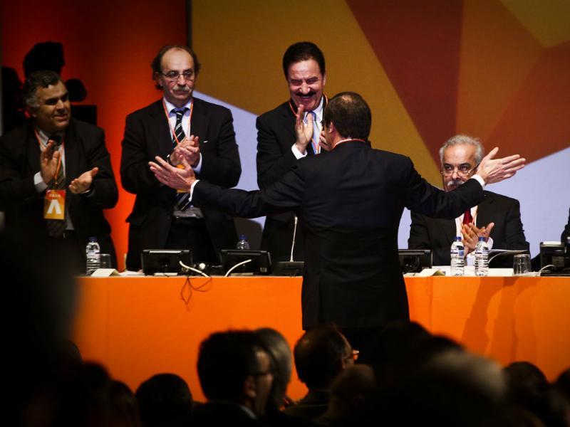XXXV Congresso do PSD (Lusa)
