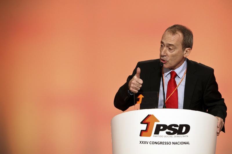 XXXV CONGRESSO NACIONAL PSD (Lusa)