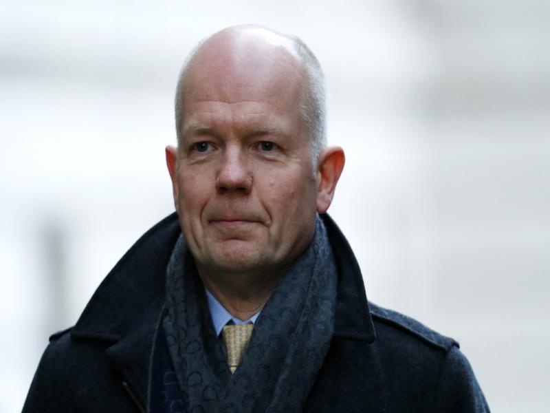 Ministro britânico diz que Rússia não irá intervir na Ucrânia (Reuters)
