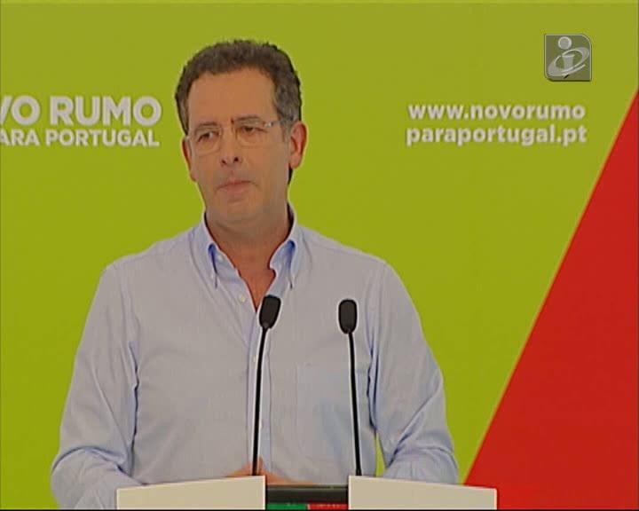 Seguro anuncia Francisco Assis como cabeça de lista às Europeias