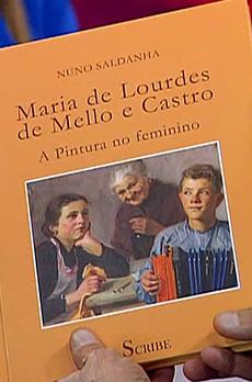 Os livros de Marcelo Rebelo de Sousa «A pintura no feminino»