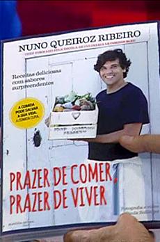 Os livros de Marcelo Rebelo de Sousa «Prazer de comer, prazer de viver»