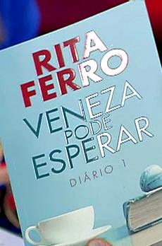 Os livros de Marcelo Rebelo de Sousa «Veneza pode esperar»