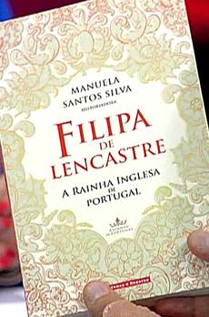 Os livros de Marcelo Rebelo de Sousa «Filipa de Lencastre»