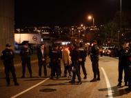 FC Porto-Estoril: confusão na saída do Dragão
