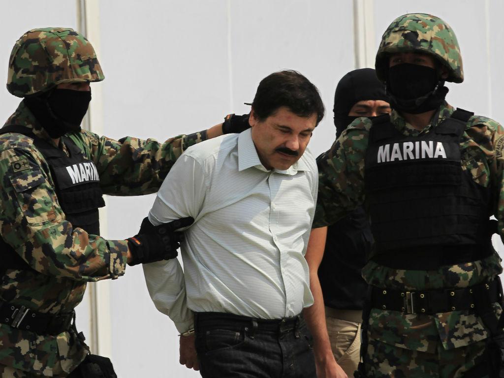 Joaquín «El Chapo» Guzmán (Reuters)