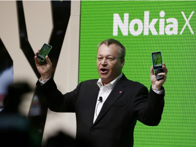 Novos telemóveis Nokia