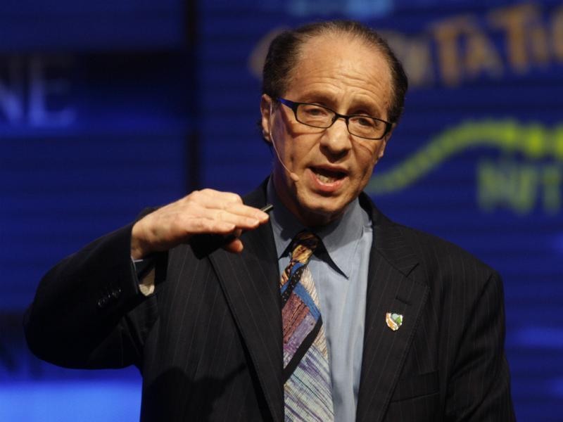 Ray Kurzweil é considerado «um génio e um louco» pelo pioneiro digital Jaron Lanier (REUTERS)