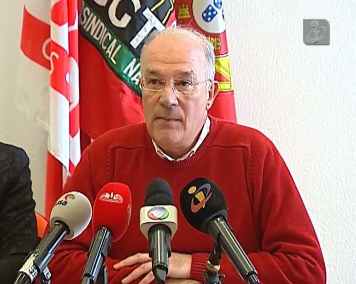 CGTP faz balanço de 3 anos de troika