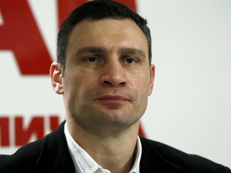 Vitaly Klitschko (REUTERS/David Mdzinarishvili)