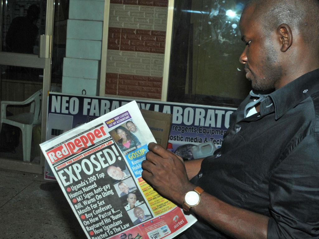 Uganda: tabloide publica lista de 200 homossexuais do país (Lusa)