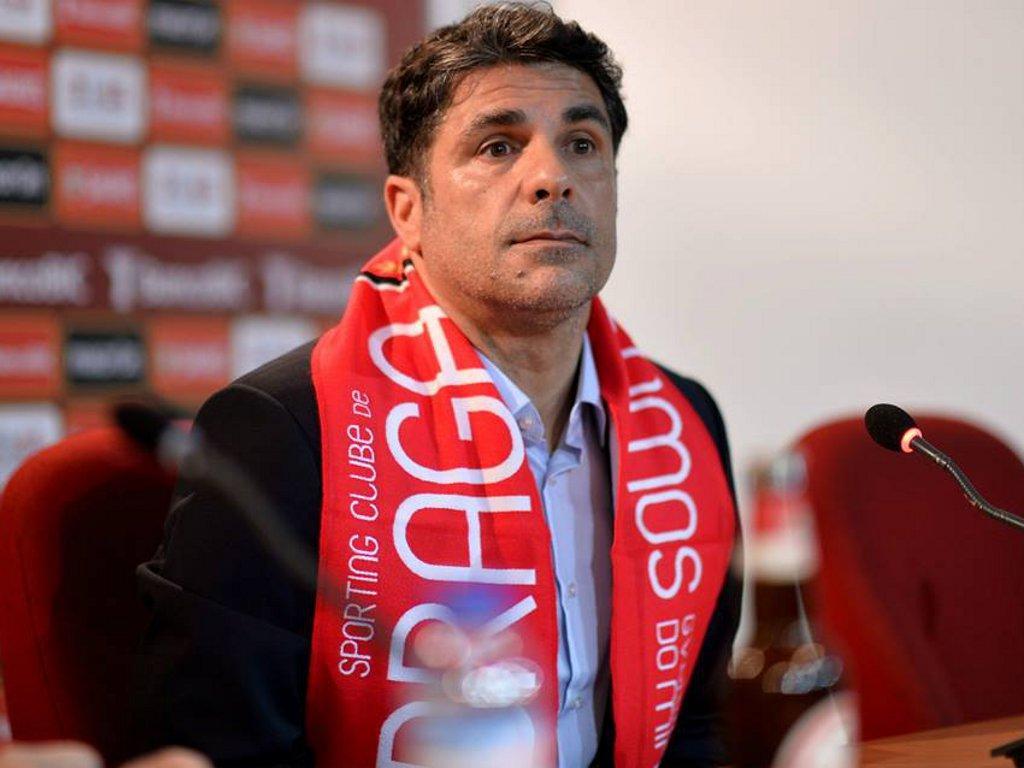 Jorge Paixão [Foto: Sp. Braga]