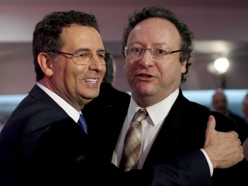António José Seguro e Francisco Assis (Lusa)