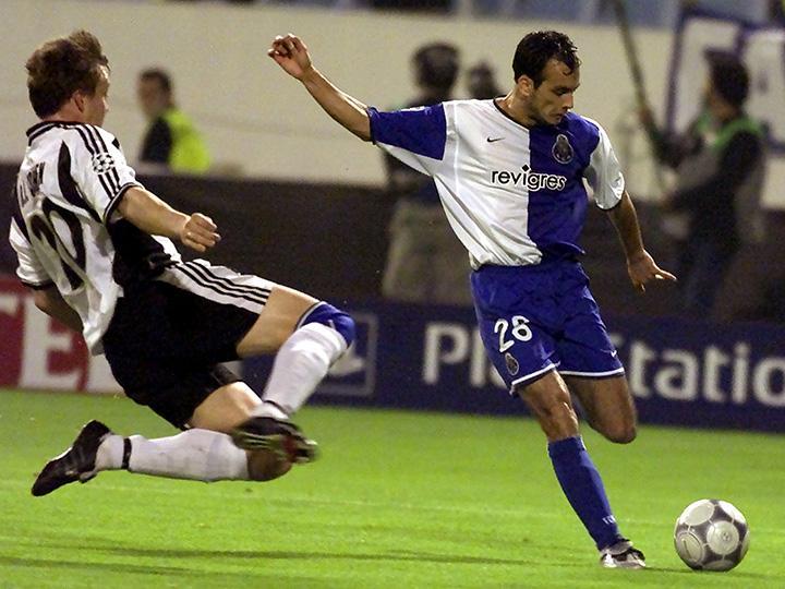 Clayton, jogador do FC Porto (REUTERS)