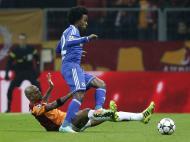 Galatasaray vs Chelsea (EPA)