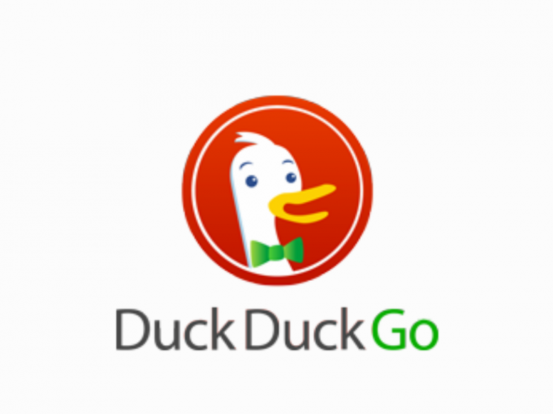 Logótipo do DuckDuckGo