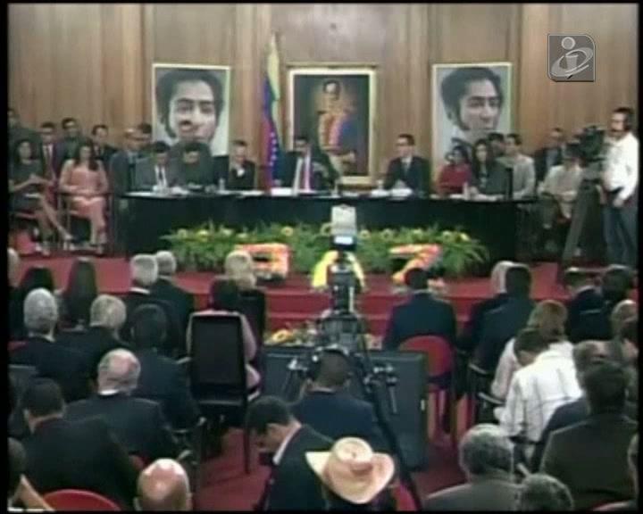 Conferência de Paz na Venezuela