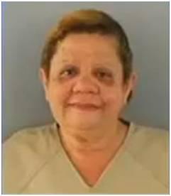Maria Montenez-Colon acabou detida (produção YouTube)