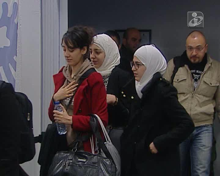 Sírios vêm estudar para Portugal