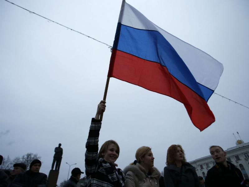 Bandeira russa (Reuters)
