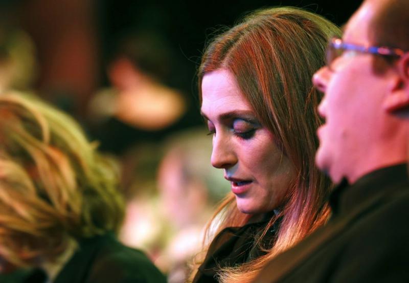 Julie Gayet - Prémios César 2014 Foto: Reuters