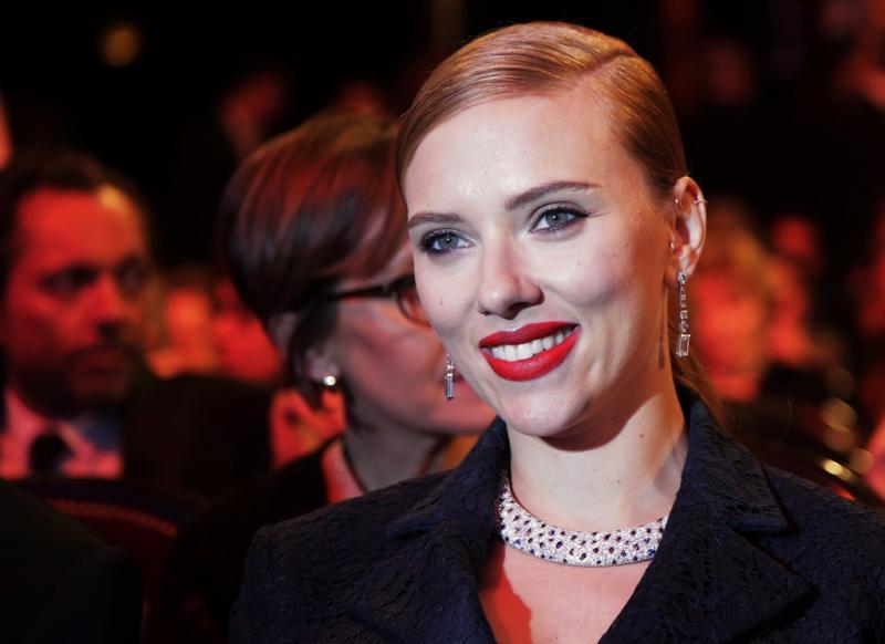 Scarlett Johansson - Prémios César 2014 Foto: Reuters