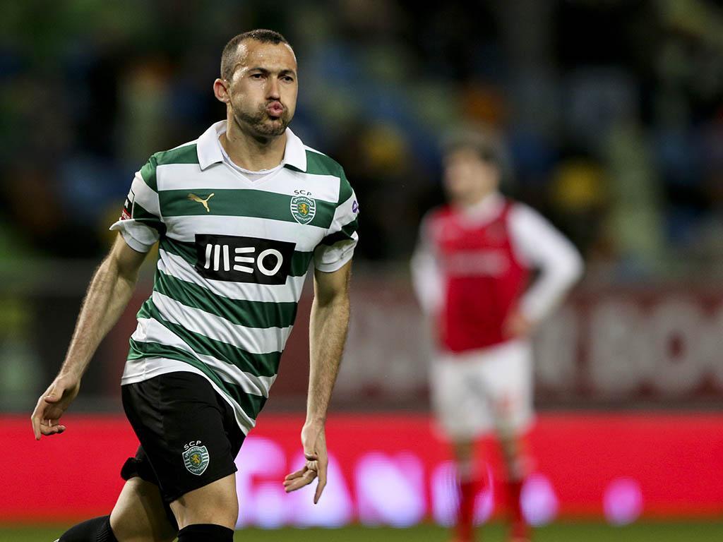 Sporting vs Sp. Braga (LUSA)