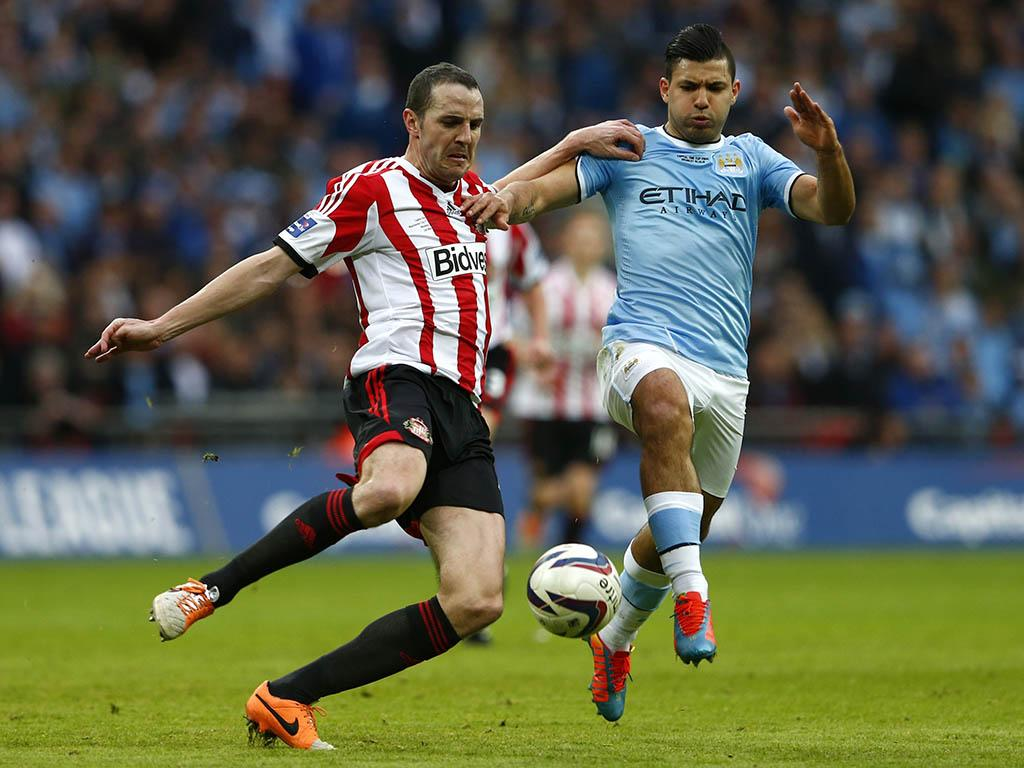 Manchester City vs Sunderland (REUTERS)