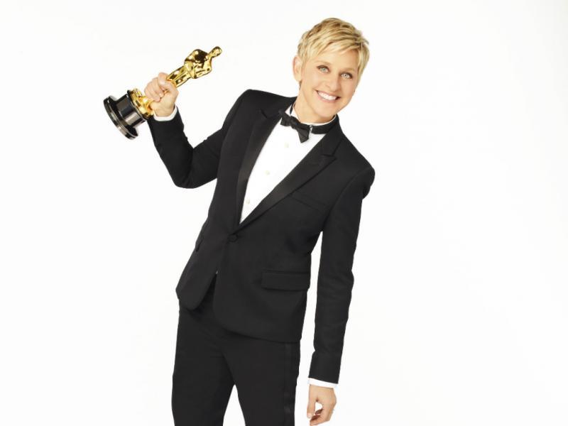 A 86.ª edição dos Óscares, organizada pela Academia de Cinema dos Estados Unidos, será apresentada por Ellen DeGeneres
