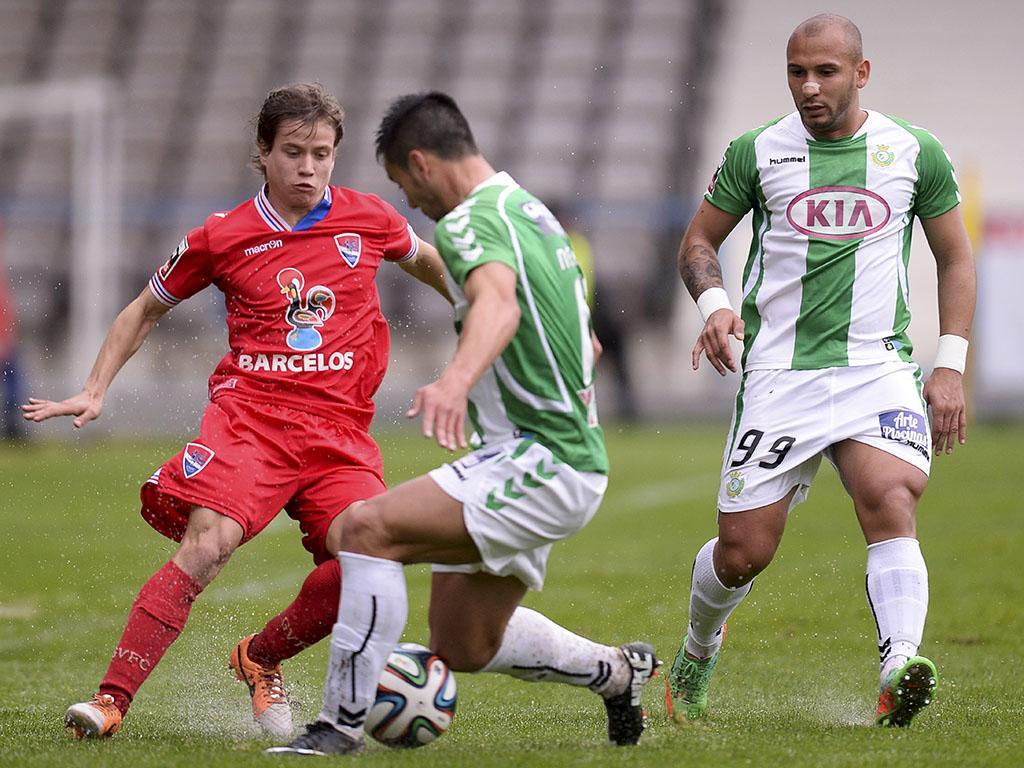 Gil Vicente vs Vitória Setúbal (LUSA)