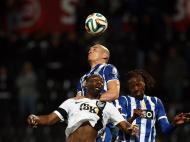 Vitória Guimarães vs FC Porto (LUSA)