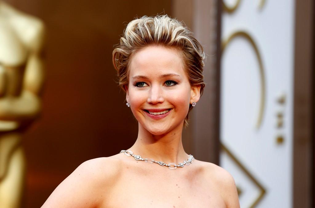 Jennifer Lawrence  - 86ª Cerimónia de entrega dos Óscares da Academia Foto: Reuters