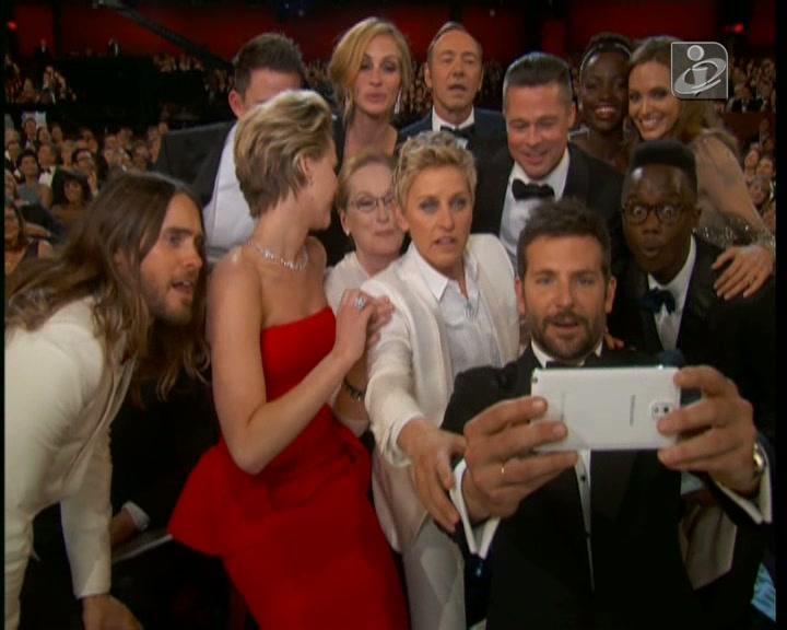 As estrelas dos Óscares