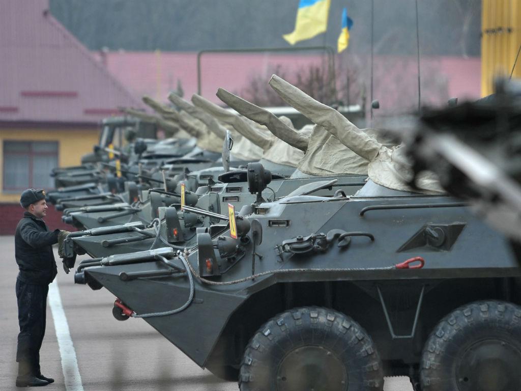 Alta tensão na Crimeia (Lusa)