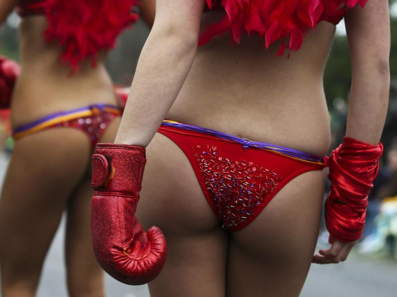 Carnaval de Ovar (Lusa)