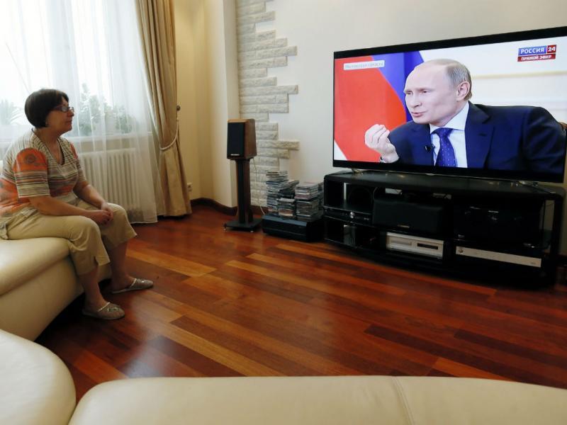 Vladimir Putin (Reuters)
