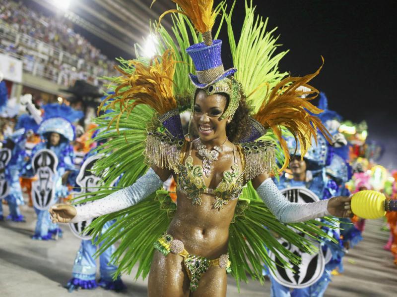 Carnaval no Brasil (Reuters)
