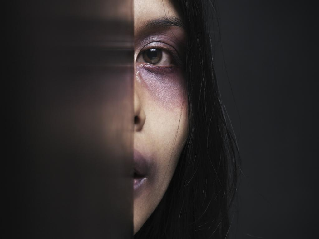 Violência contra as mulheres (Istockphoto)