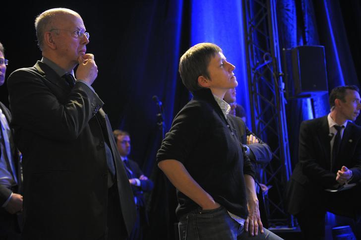 Patrick Buisson em 2012 (Philippe Wojazer/Reuters)